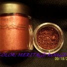 MAC PIGMENT SAMPLE *Heritage Rouge* NEW LIMITED EDITION