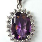 Purple pendant