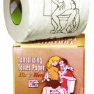 Tantalizing Toilet Paper His and Hers