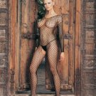 Lycra Ringo Hole Long Sleevs Bodystocking