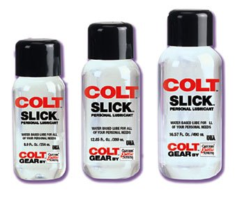 Colt Slick Personal Lubricant