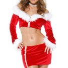 North Pole Flirty Christmas Costume