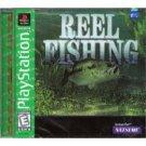 Reel Fishing - PLAYSTATION GAME