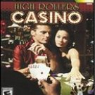 HIGH ROLLERS CASINO XBOX GAME - LIKE NEW