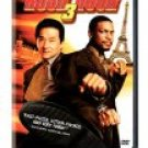 Rush Hour 3 (Widescreen and Full-Screen) BRAND NEW FACTORY SEALED