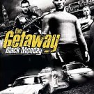 THE GETAWAY BLACK MONDAY ~ PLAYSTATION (PS2) GAME