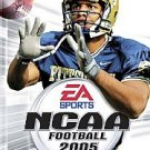 PS2 NCAA FOOTBALL 2005 GAME :-) FAST SHIP