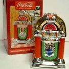 COKE JUKEBOX SALT & PEPPER SHAKER SET - BRAND NEW