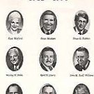 THE ARIZONA GOVERNORS 1912-1990