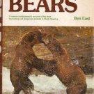 BEARS by Ben East (1978) An Outdoor Life Book