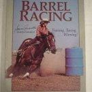 BARREL RACING Western Horseman Book by S. Camarillo