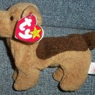 TY Beanie Baby TUFFY The Dog