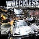 WRECKLESS XBOX GAME GREAT CONDITON W/ CASE & ARTWORK