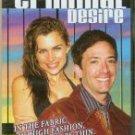 CRIMINAL DESIRE DVD LIKE NEW
