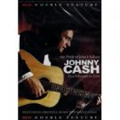 """JOHNNY CASH[SLIM CASE][DOUBLE FEATURE] FIVE MINUTES TO LIVE+THE PRIDE OF JESSE HALLAM""""[FEATURING OR"""