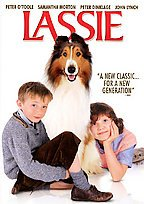 LASSIE DVD - COMPLETE WITH CASE LIKE NEW