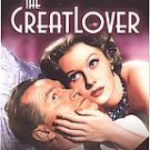 THE GREAT LOVER DVD - BRAND NEW SEALED DVD