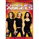 CHARLIES ANGELS DVD - FULL THROTLE