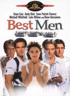 BEST MEN  DVD - COMPLETE WITH CASE