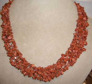 (SOLD)GORGEOUS 20 '' SUNSITARA NECKLACE