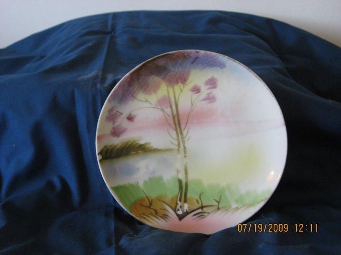 Decrotive plate