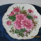 Decrotive flower plate