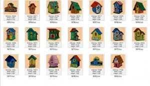 Adorable Birdhouses 1