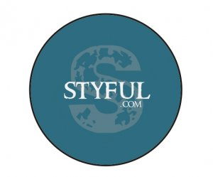 Blue Styful Button