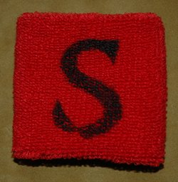 Red Styful Wristband