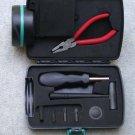 Tool box  with  Flashlight