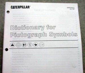 Pictograph Symbols - Dictionary