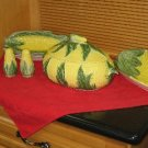 Corn On the Cob Serving Bowl Relish Dishes Cob Plates Set Salt Pepper Shakers