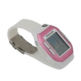 Sweet Heart Tri Band Cell phone watch with 1.3 CMOS Camera