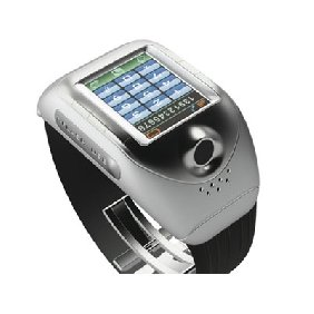 Q009 Watch Mobile Phone - Tri-band Bluetooth Camera Cell Phone