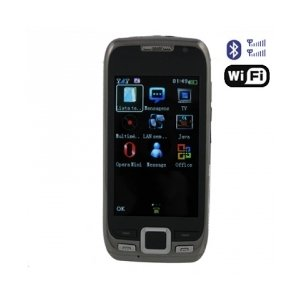 FLY-YING F009 Dual Card TV Cell Phone With Wi-Fi and Bluetooth
