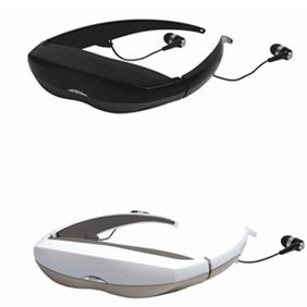 Cyber 922K Color Display + Lenses + LCD Driver Digital Video Glasses