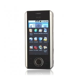 N21 Google Android OS WIFI JAVA Bluetooth Dual Card Tri Band Smart Touch Screen Cell Phone