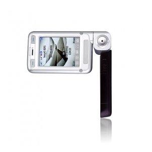 Jinpeng N93 Dual Card Bluetooth Flip Revolving Touch Screen Cell Phone