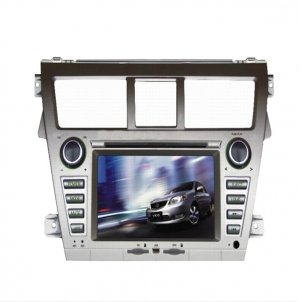 6.2 Inch Digital Screen Car DVD Player HL-8736GB With GPS Special for TOYOTA NEW VIOS
