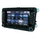 6.5 Inch 2 DIN Car DVD Player HL-8693GB Special for Volkswagen Compatible with TV Tuner+FM Radio