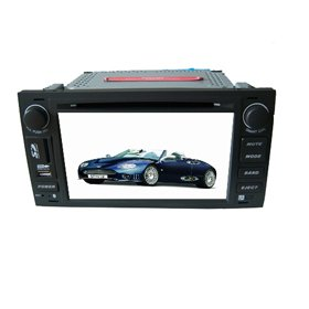 7.0 Inch 2 DIN Car DVD Player HL-7971G for FORD FOCUS - GPS + Bluetooth
