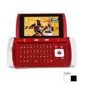Wholesale T559 Dual Card Dual Screen Quad Band With TV QWERTY Keypad Touch Screen Cell Phone