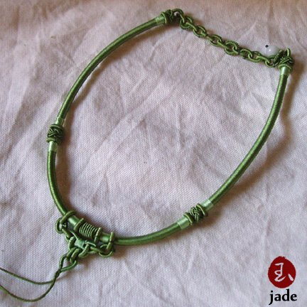 Chinese adjustable necklace cord