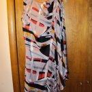 BCBGMAxAzria NWT mult-color dress (Size S)