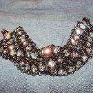 Crystal bracelet (Ann Tylor style)
