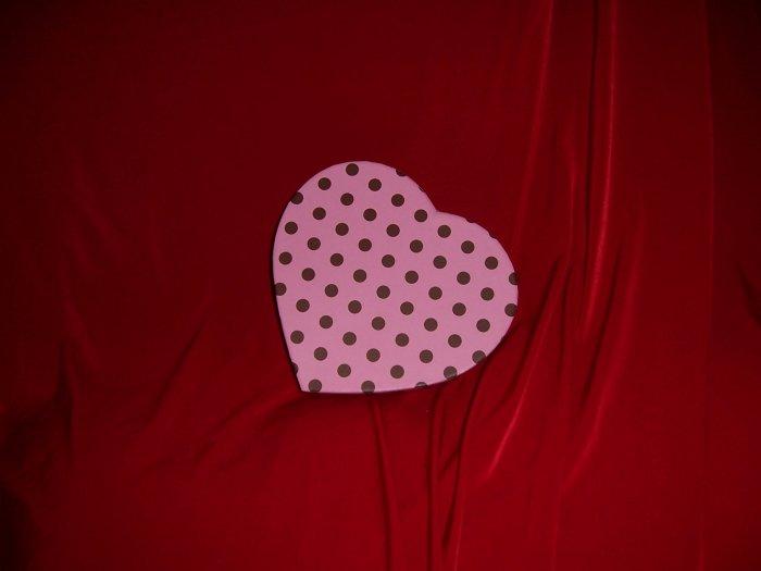 Valentine Chocolate 11 piece Valentine  Heart