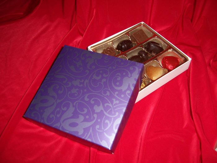 Purple Passion Mothers Day Box
