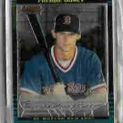 Freddie Money Boston Red Sox 2002 Bowman Chrome Uncirculated Rookie Card