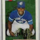 Carlos Delgado New York Mets 1992 Bowman Rookie Card