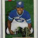 Carlos Delgado New York Mets 1992 Bowman Rookie Card